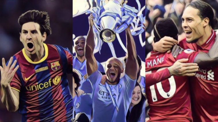 best starts to a league campaign europe's top five leagues