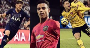 youngest premier league players to play in 2019/20