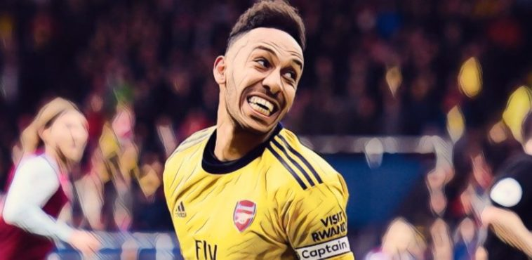 aubameyang arsenal premier league