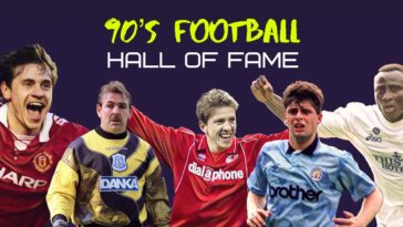 90's football podcast premier league