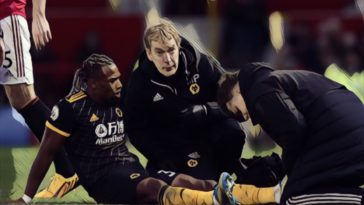 adama traore injury wolves premier league
