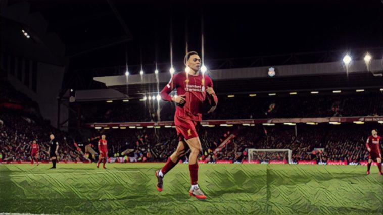 Trent Alexander-Arnold Liverpool