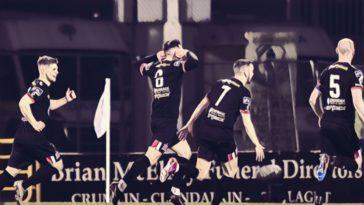 Jordan Flores goal