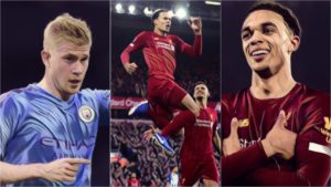 pfa player of the year favourites