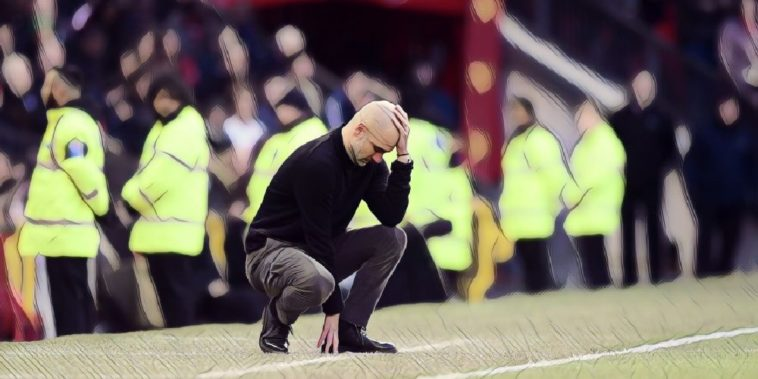 pep guardiola man city premier league