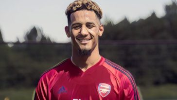 arsenal saliba