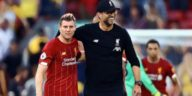 milner klopp liverpool premier league