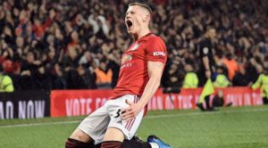 scott McTominay manchester united premier league