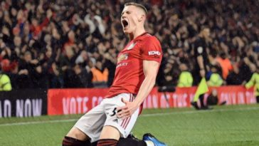 scott McTominay manchester united premier league