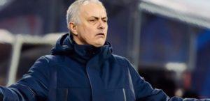 Jose Mourinho Spurs manager