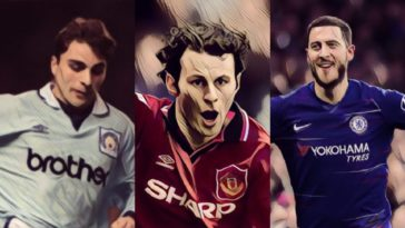 best dribblers premier league