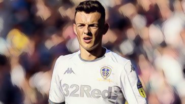 Ben White Leeds United