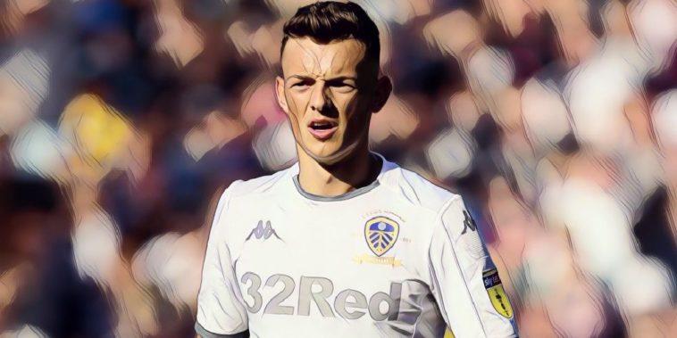 Ben White Leeds United