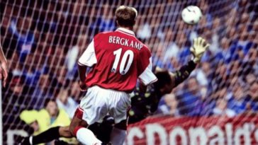 bergkamp arsenal