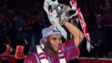 Dalian Atkinson Aston Villa 90's football podcast