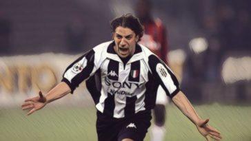Del Piero quotes Juventus