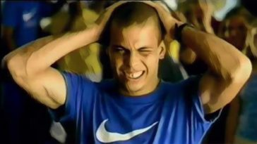 best football adverts ever beckham pepsi nike ronaldo