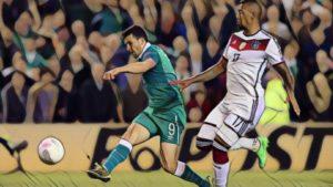 ireland's greatest ever wins germany england netherlands
