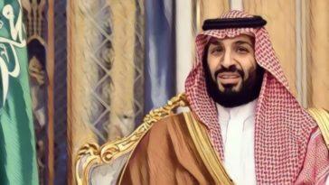 Saudi Crown Prince Mohammed bin Salman