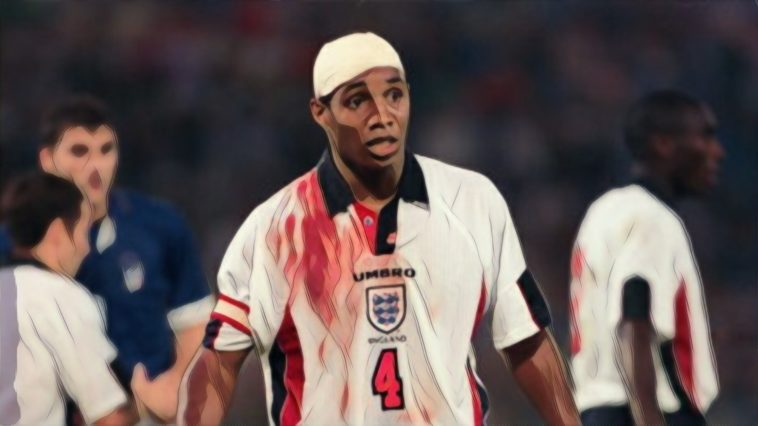 Paul Ince manchester united liverpool england