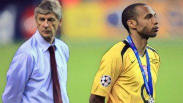 Wenger Henry Arsenal