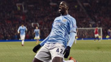 yaya toure 2013/14 premier league season