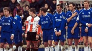 Chelsea first ever all foreign Premier League Xi