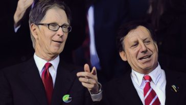 liverpool owners fsg john w henry tom werner