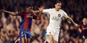 Rio Ferdinand barcelona