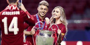 alex oxlade-chamberlain liverpool champions league