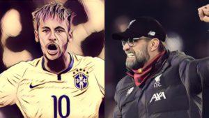 football tweets of the week neymar klopp