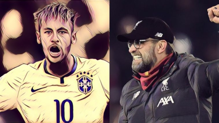football tweets of the week neymar klopp