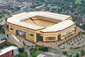 most exciting football stadium developments