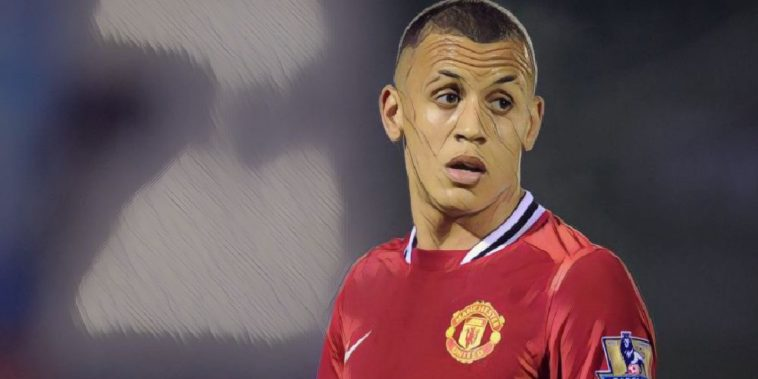 ravel morrison man united