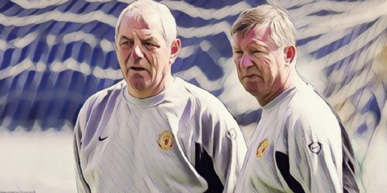 walter smith alex ferguson manchester united