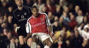top goal scorers 2001/02 Premier League season
