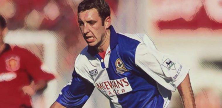Jason Wilcox Blackburn Rovers