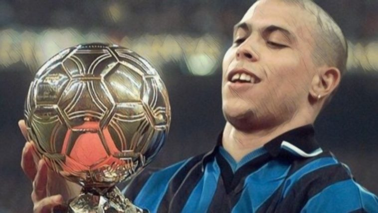 five countries with most ballon d'ors ronaldo