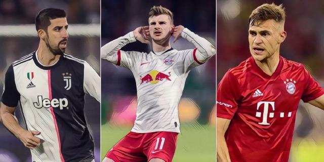 Melhores fábricas de talentos do futebol: VfB Stuttgart 1