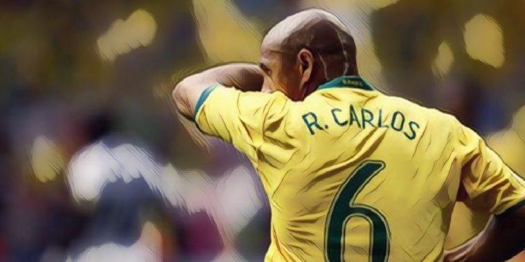 Brazil legend Roberto Carlos