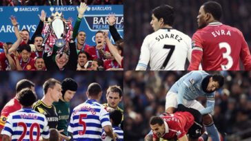 most iconic photos premier league 2010's