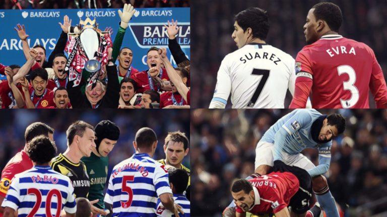 most iconic photos premier league 2010's