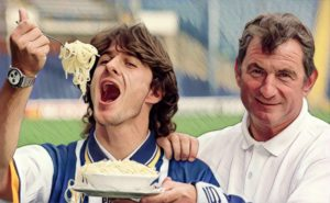 Benito Carbone Sheffield Wednesday Premier League