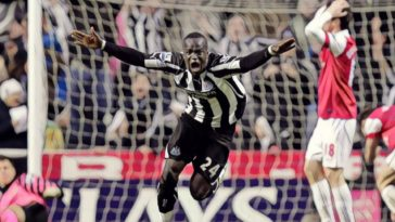 Cheick Tiote Newcastle United Premier League