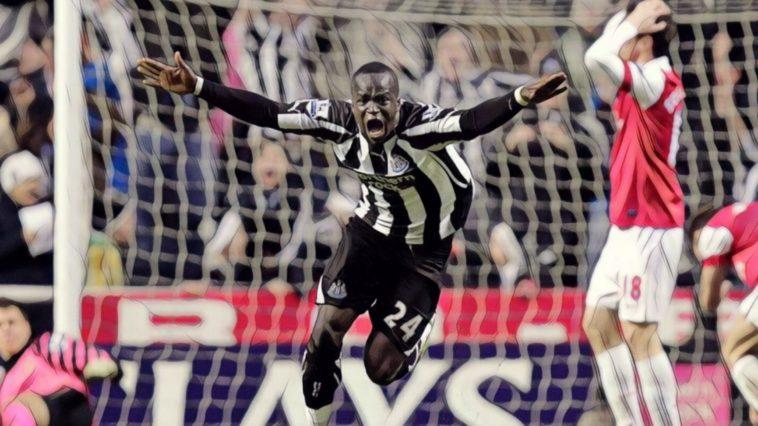 Cheick Tiote Newcastle United Premier League