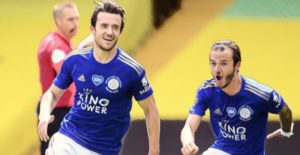 leicester city ben chilwell