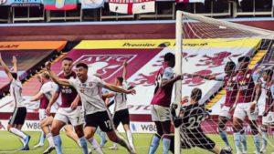 sheffield united goal line premier league