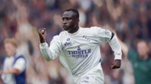 Tony Yeboah Leeds United Premier League