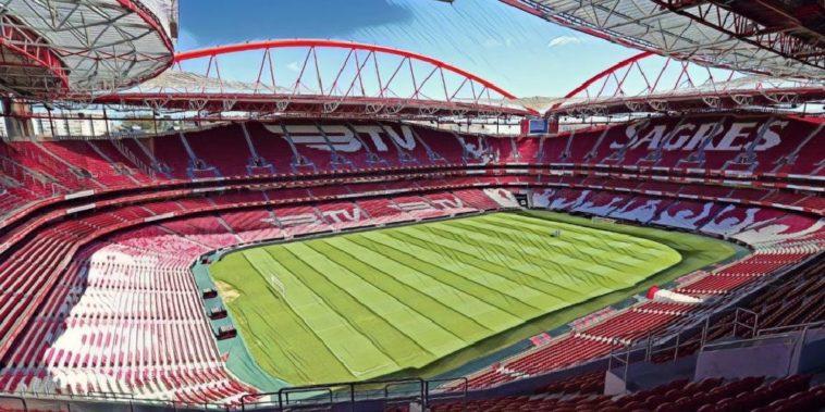 Estadio da Luz - Lisbon