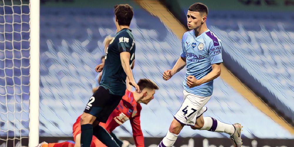 Phil Foden produz 'melhor jogo em uma camisa do City', enquanto os homens de Guardiola martelam Burnley por 5-0 5